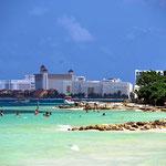Cancun fasziniert mich, eine Hotel.Retortenstadt.