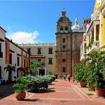 Ein Spaziergang durch Cartagena.