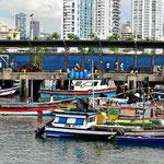 Das moderne Panama City.