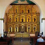 Der Altar der Kathedrale.