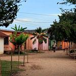 Der Ort Pijino del Carmen.