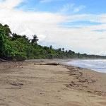 Playa Hermosa, ein weiterer Traumstrand.