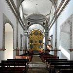 Das Innere der Missionskirche