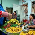 Markt in Solola.