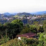 Das Kaffeeland von Kolumbien.