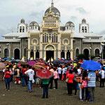 Das ist die Basilica, gebaut 1920.