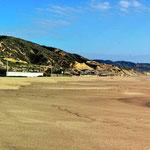 """Das Hotel """"Gringo on the beach"""" liegt direkt am Strand (wie es der Name sagt) und hat wunderschöne Möglichkeiten für Strandspaziergänge."""