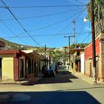 Ein Spaziergang durch Mulege. ESo richtig hübsache Städte gibt es nicht auf der Baja.