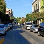 Die Altstadt von Mazatlan