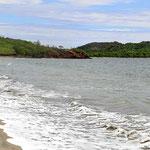 Der Strand von Brasilito.
