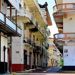 Bummel durch die Altstadt von Panama City.