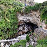 Die Höhle, die dem ganzen den Namen gegeben hat.