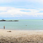 Der Playa Manuel Antonio im gleichnamigen Nationalpark.