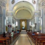 Das Innere der Kathedrale.
