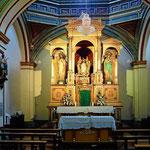 Ein Altar.