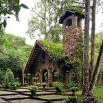 Die kleine Kirche der Finca.
