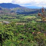 Honduras ist bewaldeter als Guatemala.