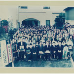 名取伝道所 献堂式(1983年5月)