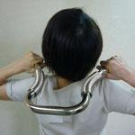 U-スリム:U-スポーツで肩凝り防止