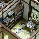 有名マンガ家の聖地「トキワ荘」石ノ森章太郎氏の部屋