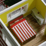 楳図かずお邸「まことちゃんハウス」寝室