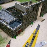 北の国から「黒板五郎の石の家」製作過程