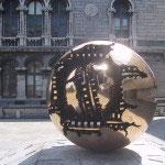 Trinity College Monument (2009年6月撮影/MINAMITANI)