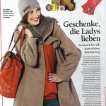 Shoot für ALEXA Dezember 2012