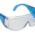 Occhiali per proteggere gli occhi