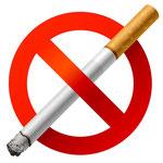 Non fumare durante queste operazioni