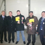 Золотая медаль и кубок на международной выставке в Краснодаре