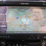 Detailansicht Zenec Radio