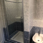 bathroom 5, bidet and shower