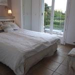 Zimmer 2 mit Balkon und Meerblick