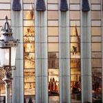 Spiegelung im Sheraton - Hotel