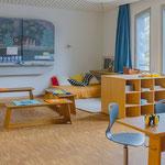 Schulzimmer im Heilpädagogischen Zentrum