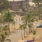 Unruhen in Kamerun 2008