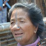 Arapanti-Frau (NO-Indien)