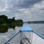 Auf dem Kongo-Fluss 2012