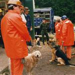 Hundestaffel aus Wesel