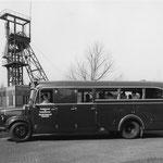 Grubenrettungswagen Rheinelbe