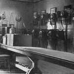 Gerätelager Zeche Rheinelbe 1921