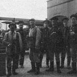 Versuchsmannschaft für Dräger-SS-Gerät Nr.2     1921