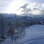 Vétan, Alpes italiennes