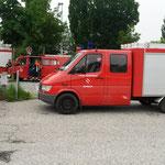 Sammelplatz Landau/Isar