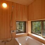 吉田の家(長野市)・リノベーション|浴室