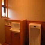 波田の家(松本市)-トイレ