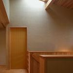 高田の家(長野市)-2階ホール