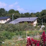 波田の家(松本市)-外観