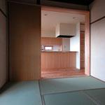 三郷の家(安曇野市)・after